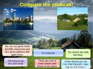 Compare the pictures!