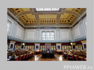 The Museum of the National library of Spain, the former Museum of the book, prov