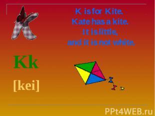Kk Kk [kei]