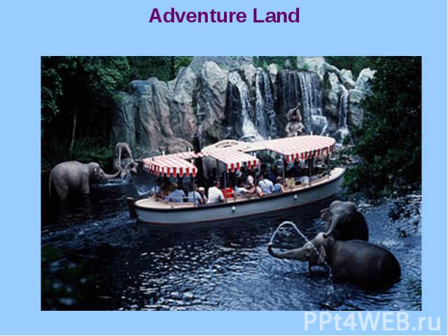 Adventure Land Adventure Land