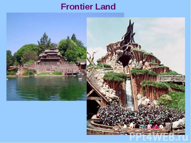 Frontier Land Frontier Land