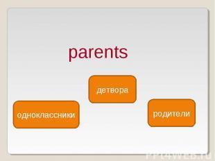 parents parents