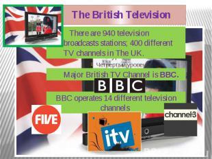 The British Television