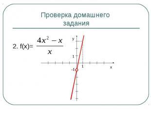 2. f(x)=