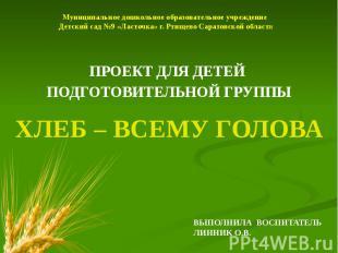 Муниципальное дошкольное образовательное учреждение Детский сад №9 «Ласточка» г.