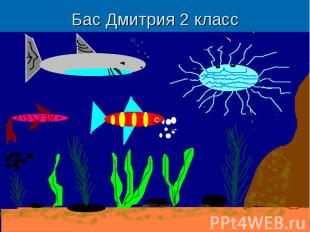Бас Дмитрия 2 класс