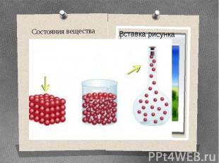 Состояния вещества