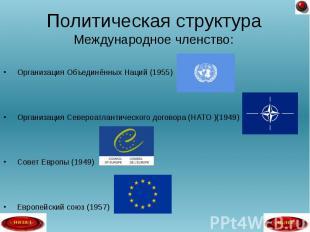 Организация Объединённых Наций (1955) Организация Объединённых Наций (1955) Орга