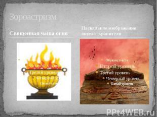 Зороастризм Священная чаша огня