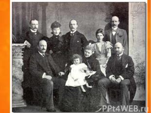 Семья Роберта Баден-Пауэла