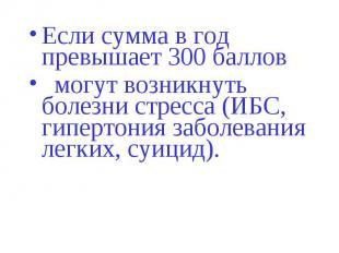 Если сумма в год превышает 300 баллов Если сумма в год превышает 300 баллов могу