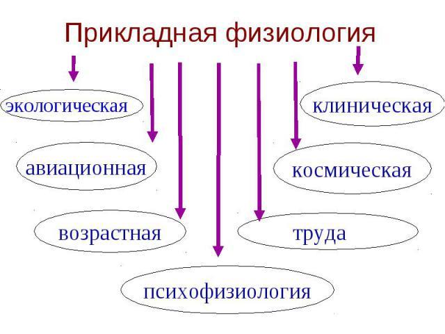 Прикладная физиология