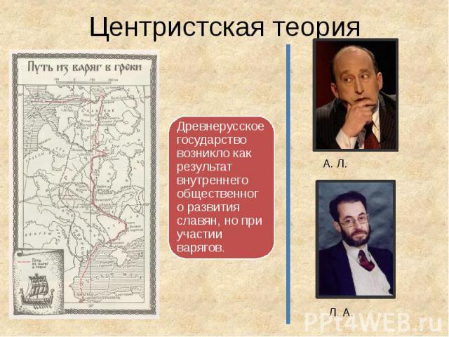 Центристская теория