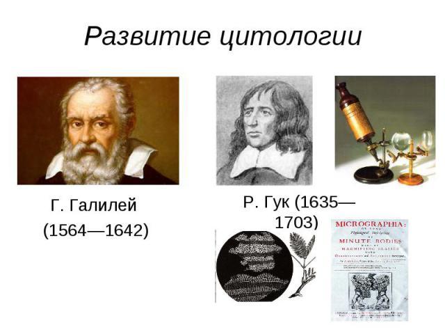 Г. Галилей Г. Галилей (1564—1642)