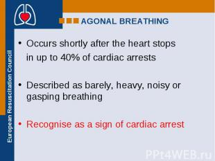 Occurs shortly after the heart stops Occurs shortly after the heart stops in up