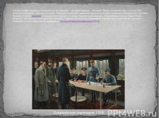 В начале октября положение Германии стало безнадежным. Союзники Германии — Болга