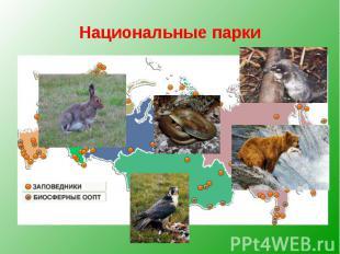 Национальные парки