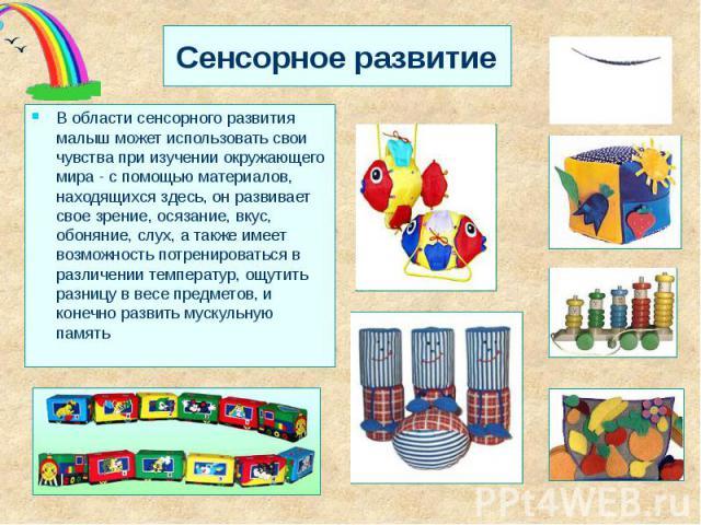 развитие сенсорных способностей младших дошкольников