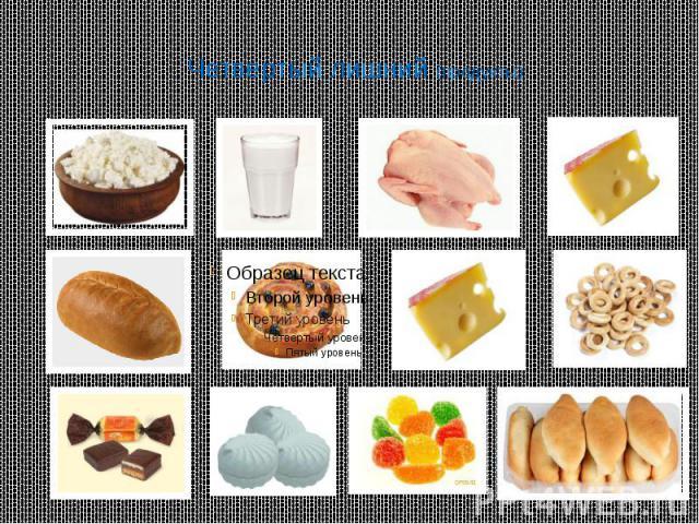 Четвертый лишний (продукты)