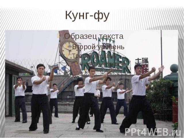 Кунг-фу