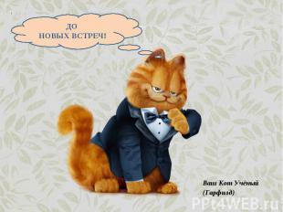 Ваш Кот Учёный Ваш Кот Учёный (Гарфилд)