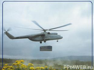 Подъемная сила винта вертолета