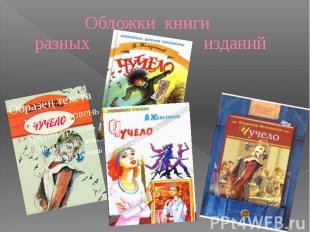 Обложки книги разных изданий
