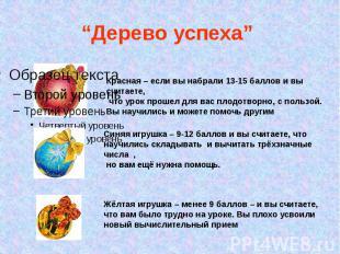 """""""Дерево успеха"""""""