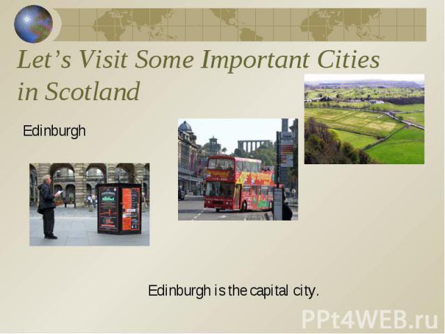 Edinburgh Edinburgh