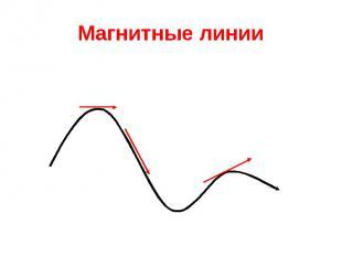 Магнитные линии