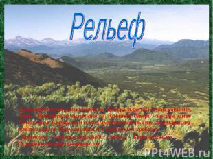 Дальний Восток расположен на Центрально-якутской равнине, Лено – Вилюйской низме