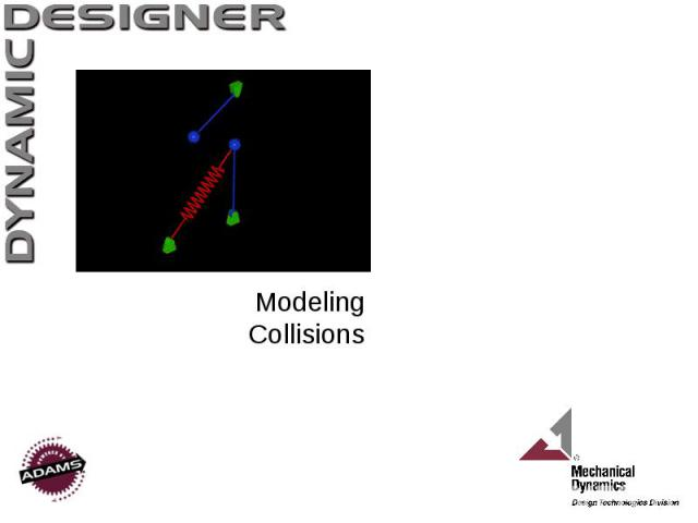 Modeling Collisions