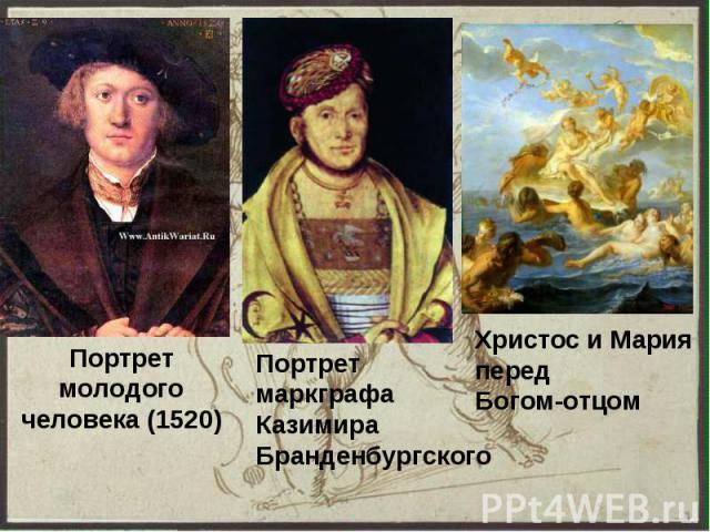 Портрет молодого человека (1520)