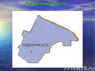 Левокумский район Левокумский район