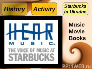 Music Movie Books