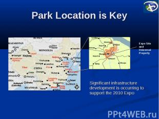 Park Location is Key