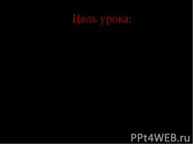 Цель урока: повторить и обобщить знания, умения и навыки учащихся по теме: «Великая Отечественная война Советского Союза».
