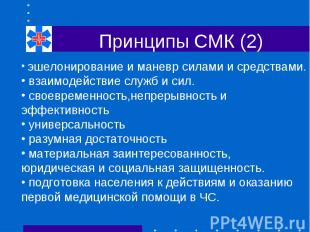 Принципы СМК (2)