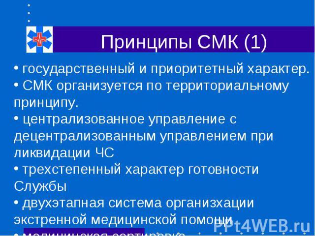 Принципы СМК (1)