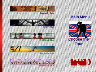 Choose the Tour