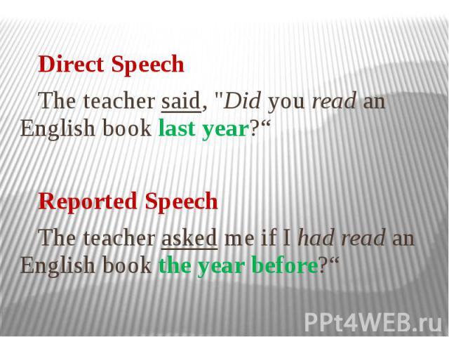 using direct speech in essays