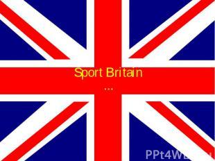 Sport Britain …