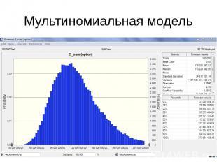 Мультиномиальная модель