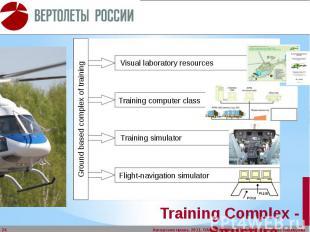 Training Complex - Structure