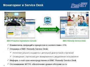 Взаимосвязь операций и процессов в соответствии с ITIL Взаимосвязь операций и пр