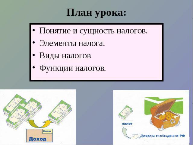 Понятие и сущность налогов. Понятие и сущность налогов. Элементы налога. Виды налогов Функции налогов.