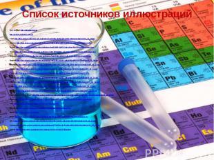 Список источников иллюстраций Фон слайдов http://shkolazhizni.ru http://school-c