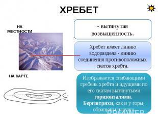 ХРЕБЕТ