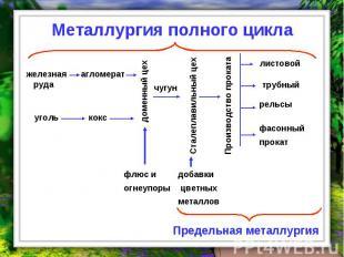 Металлургия полного цикла