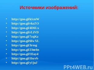 http://goo.gl/kIcnW http://goo.gl/rkzZO http://goo.gl/4D6Lx http://goo.gl/rLiVD